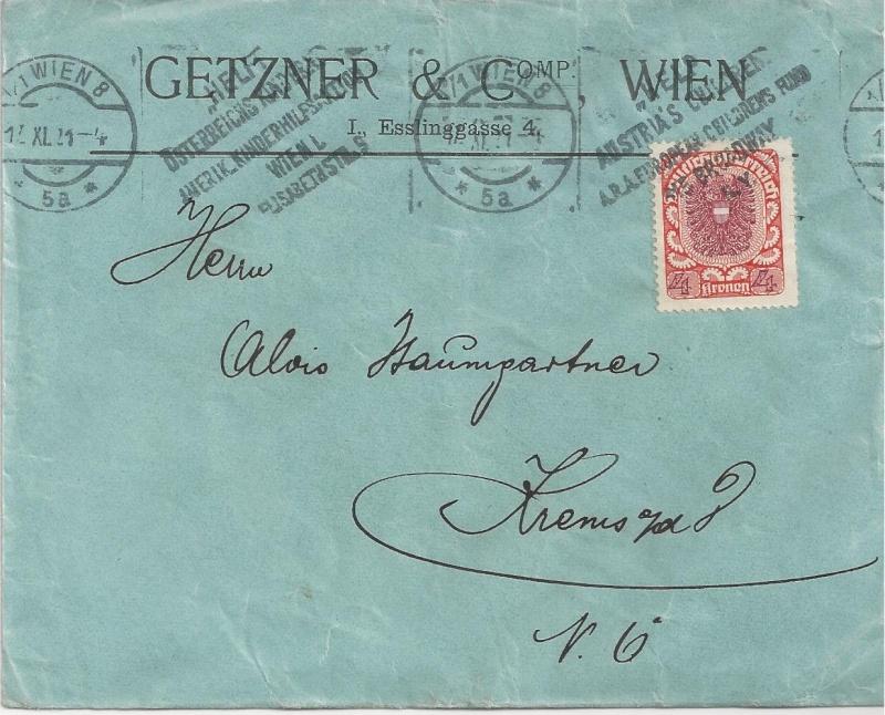 Inflation in Österreich - Belege - 1918 bis 1925 - Seite 7 Bild_340