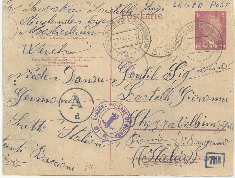 Österreich im III. Reich (Ostmark) Belege - Seite 7 Bild_350