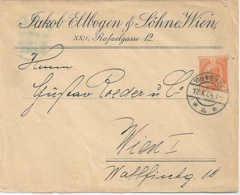 Private Briefumschläge Monarchie Bild_410