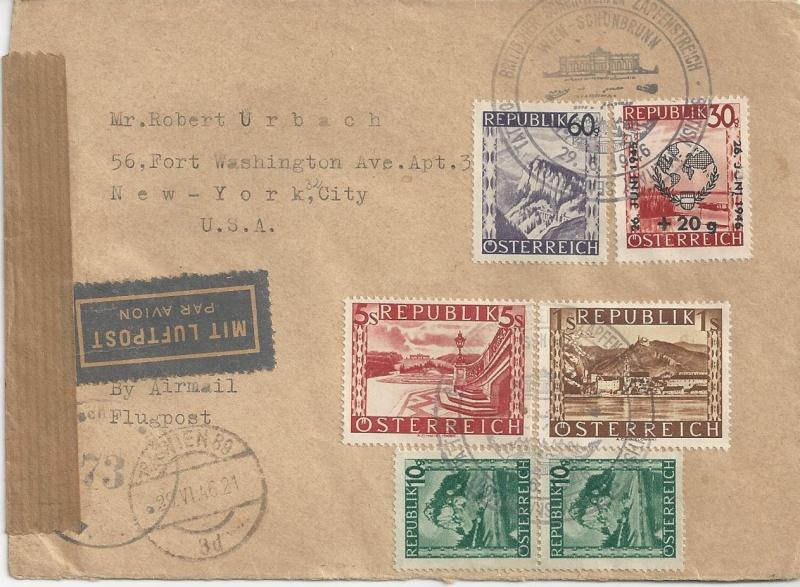 Sammlung Bedarfsbriefe Österreich ab 1945 - Seite 6 Bild_420