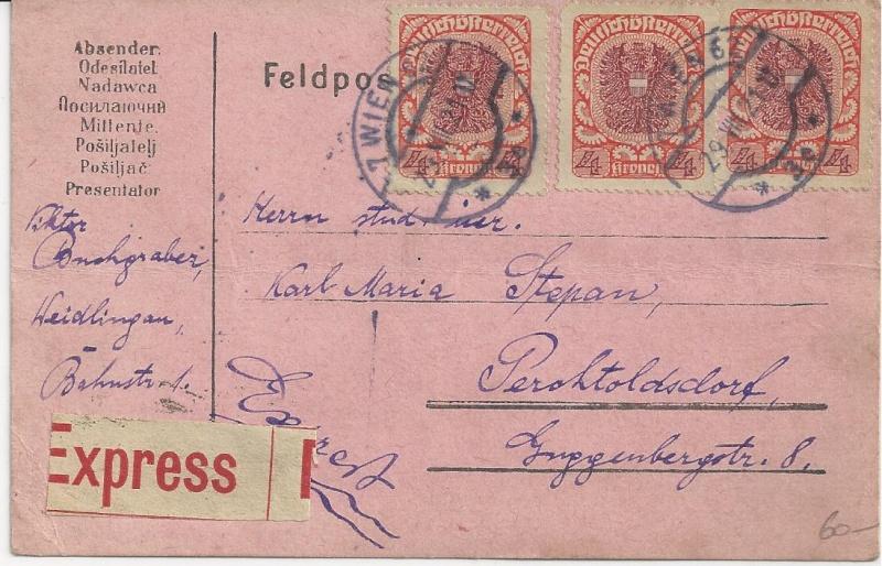 Inflation in Österreich - Belege - 1918 bis 1925 - Seite 7 Bild_432