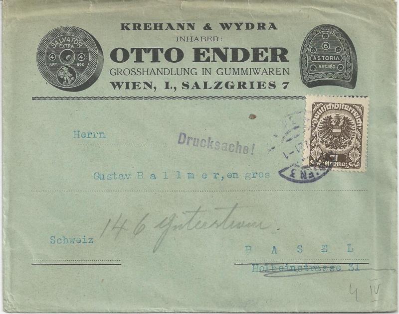 Inflation in Österreich - Belege - 1918 bis 1925 - Seite 7 Bild_521