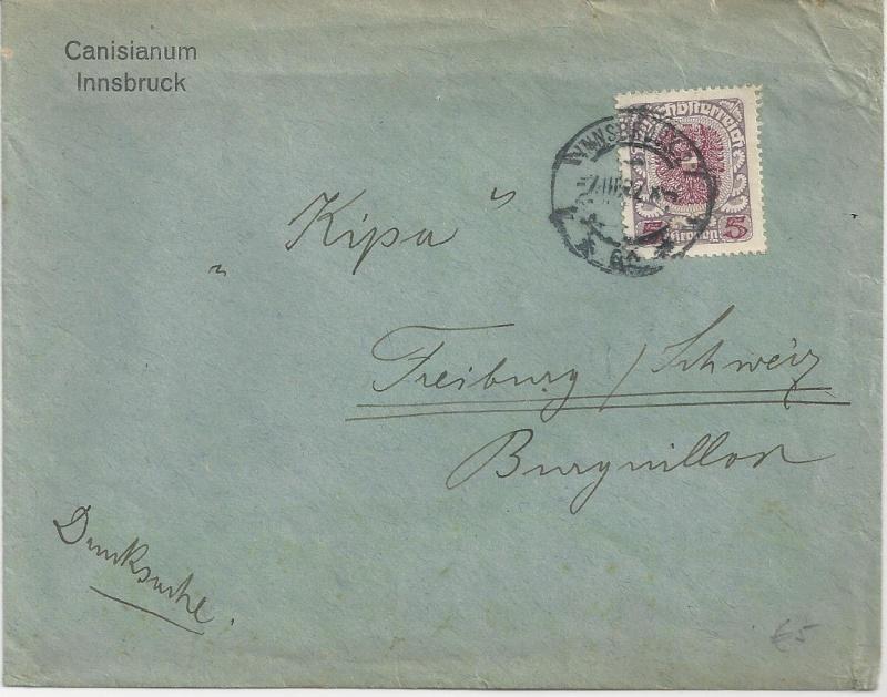Inflation in Österreich - Belege - 1918 bis 1925 - Seite 7 Bild_523