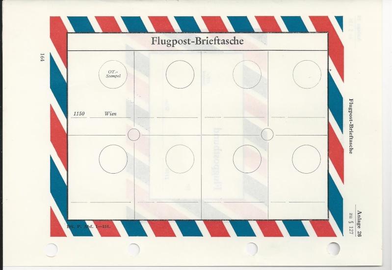 Flugpost-Brieftasche Bild_527