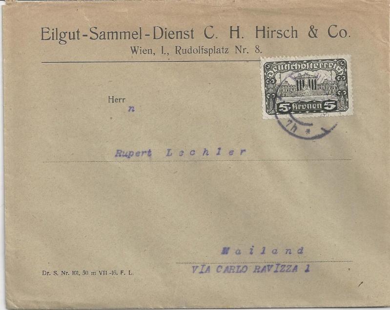 Inflation in Österreich - Belege - 1918 bis 1925 - Seite 6 Bild_613