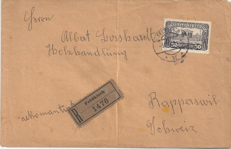 Inflation in Österreich - Belege - 1918 bis 1925 - Seite 6 Bild_614