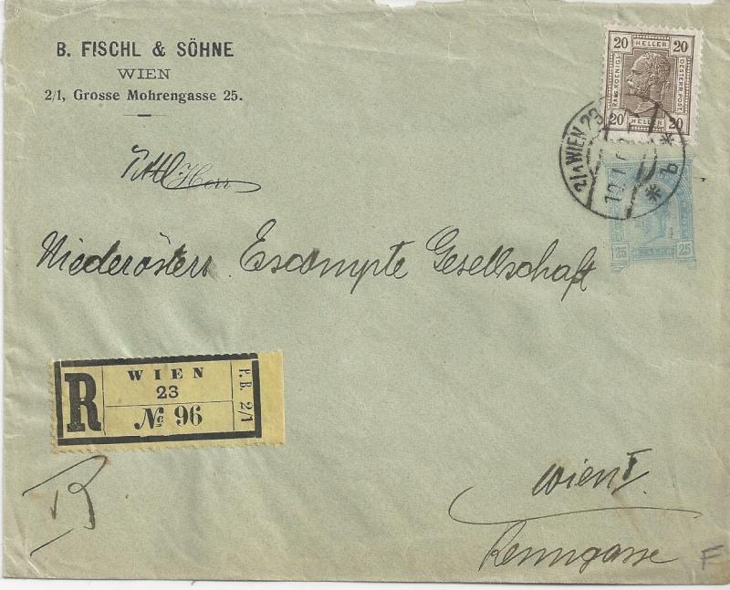 Private Briefumschläge Monarchie Bild_710
