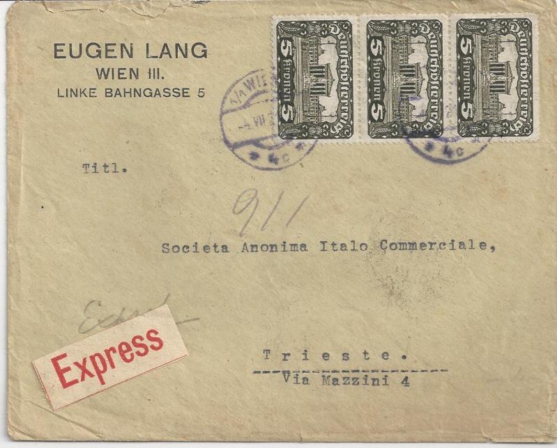 Inflation in Österreich - Belege - 1918 bis 1925 - Seite 6 Bild_711