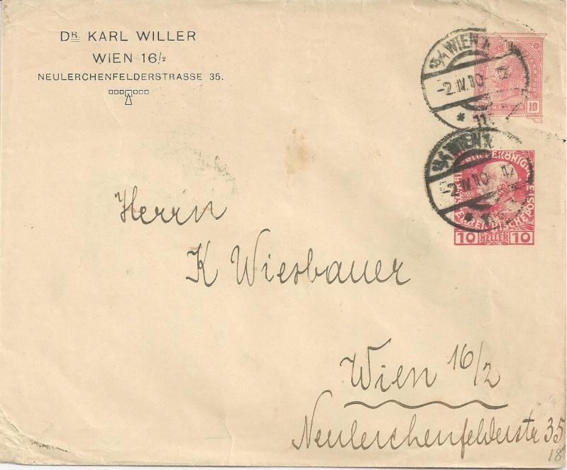 Private Briefumschläge Monarchie Bild_910