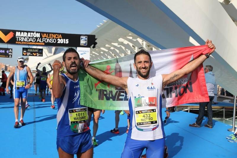 Maratona di Valencia (15/11/2015) Arrivo11