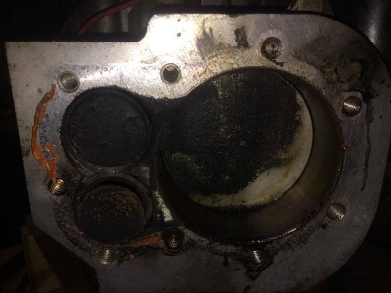 Entire Opposed Pressure lube Internals Swap & Info 12431511