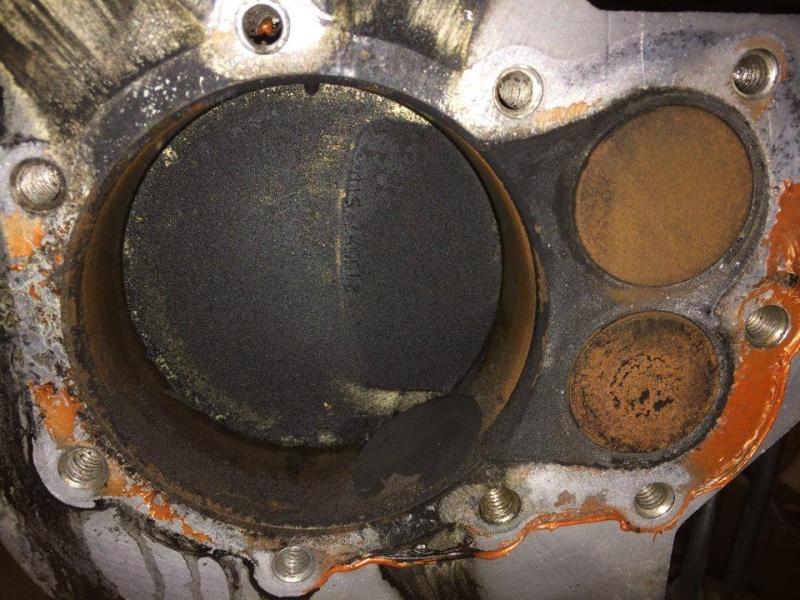 Entire Opposed Pressure lube Internals Swap & Info 12435810