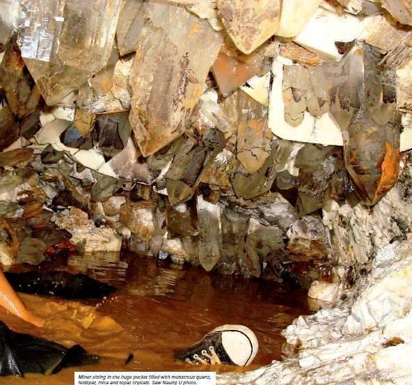 Sublimes photos de gemmes rares - Page 4 Mine10