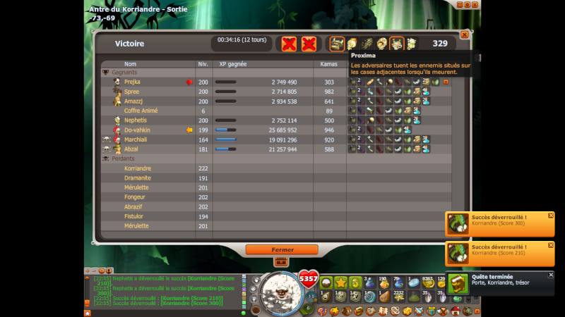 Les score 300 Korria10