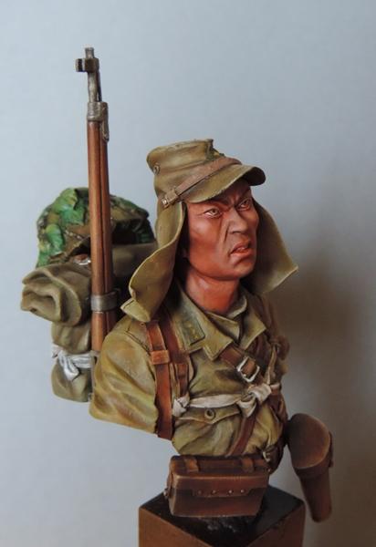 Sniper Japonais Pacifique 1942... FINI... Dscn2111