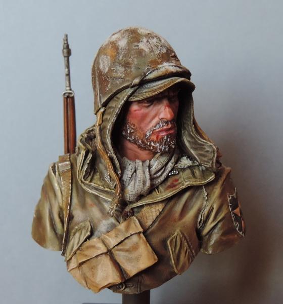Bataillon Français, guerre de Corée 1950...  fini... Dscn2171