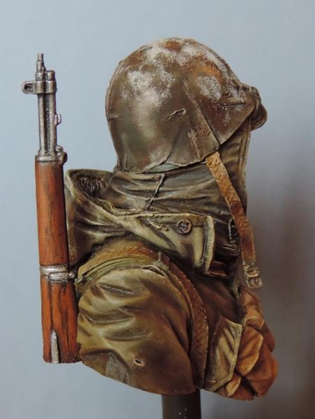 Bataillon Français, guerre de Corée 1950...  fini... Dscn2173
