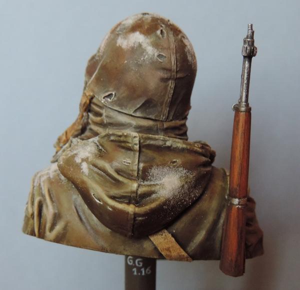 Bataillon Français, guerre de Corée 1950...  fini... Dscn2174