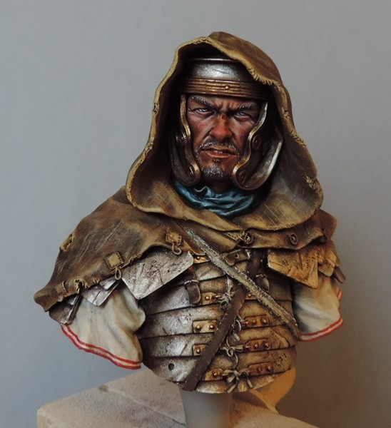 Aquila, légionnaire Romain... FINI... Dscn2184