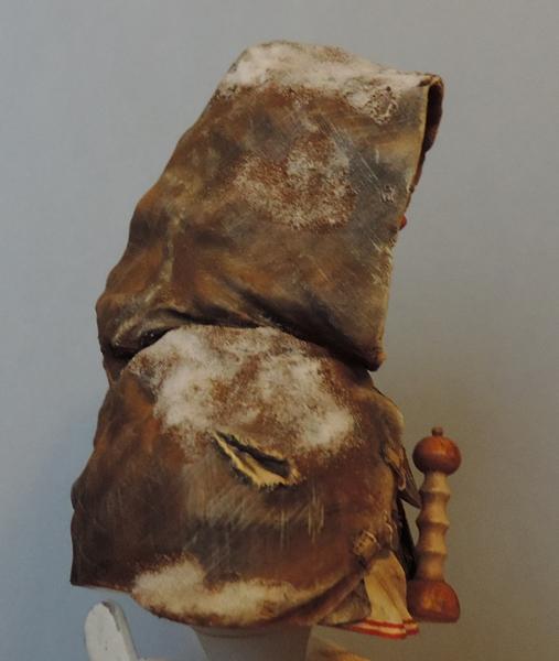 """Buste de légionnaire Romain """"Aquila""""... FINI ... Dscn2197"""