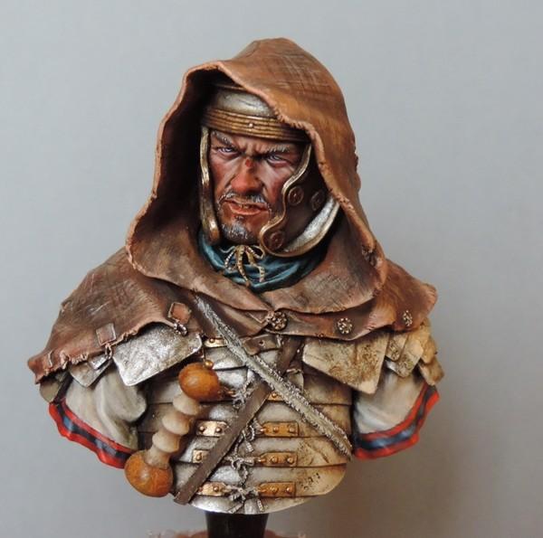 Aquila, légionnaire Romain... FINI... - Page 2 Dscn2210