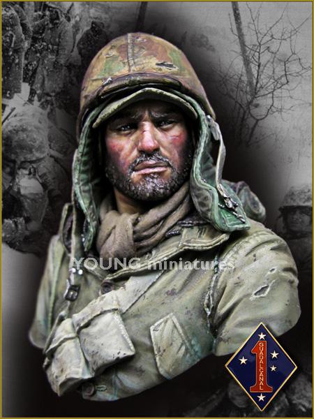 Bataillon Français, guerre de Corée 1950... FINI... Ym183810