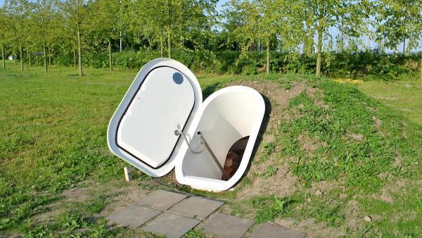 Groundfridge, la cave qu'il vous faut dans votre jardin ! 10205210