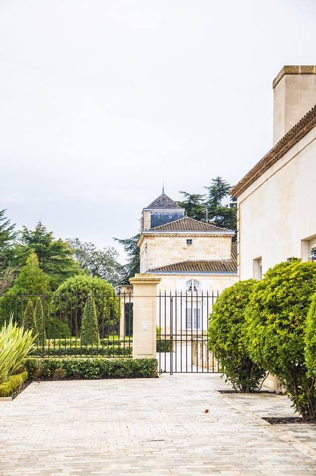 Visite du Château Montrose / Saint-Estèphe vu par Pierre Revelle 10308110