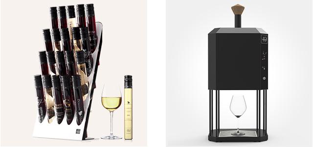 D-vine, une Nespresso du vin bientôt dans votre cuisine 20cb2810