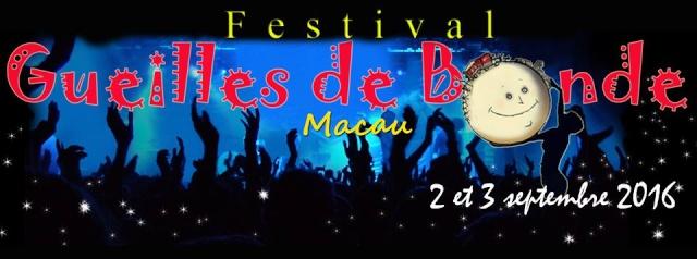 Le Festival des Gueilles de Bonde 2016 de Macau se prépare 94169110