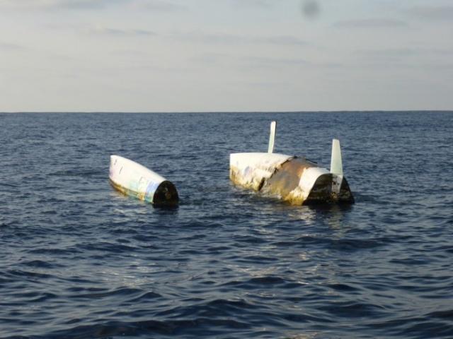 Une remontée à la surface du trimaran de Lalou Roucayrol Reigio10