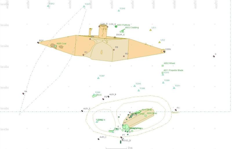 Resurgam, Nordenfelts II & IV - George Garrett's works. Res_si10