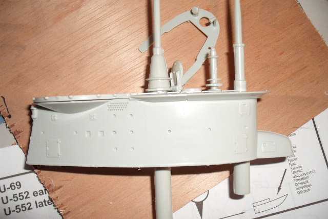 "U-Boote VIIC ""Wolf Pack""de Revell au 1/72 par fred 44 Dscf7026"
