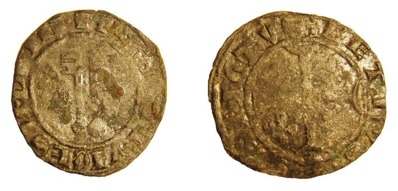Billon  JEAN XXIII  Antipape de 1410 à 1415 Innoce10