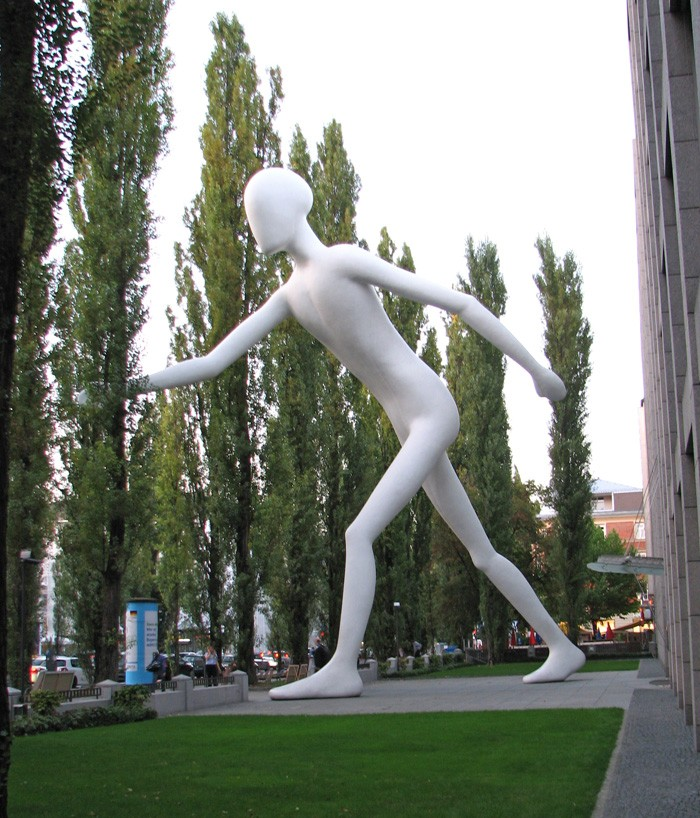 borofsky - Jonathan Borofsky, profession, sculpteur. 30511810