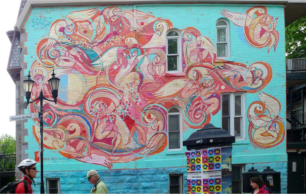 STREET VIEW : les fresques murales - MONDE (hors France) - Page 19 36020010