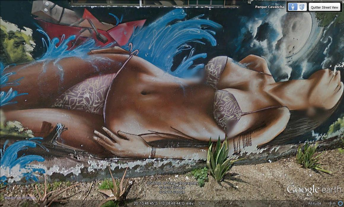 STREET VIEW : les fresques murales - MONDE (hors France) - Page 20 D26