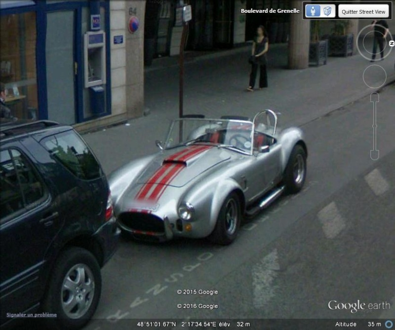 STREET VIEW : belles voitures (France) - Page 9 F14
