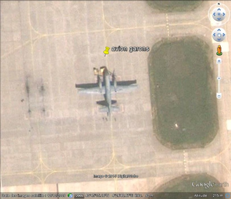 STREET VIEW : Les avions - Page 7 G11