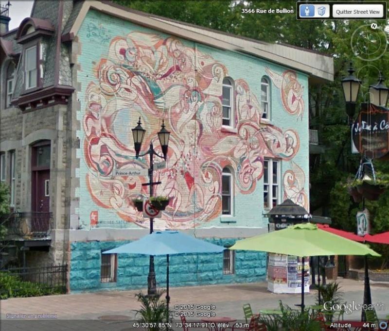 STREET VIEW : les fresques murales - MONDE (hors France) - Page 19 H10