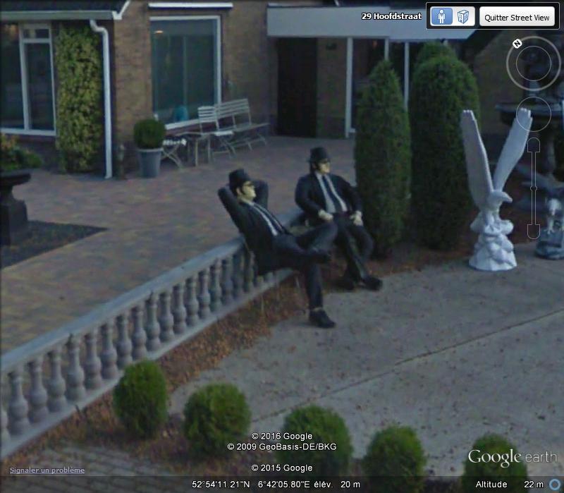Les Blues Brothers à Shoonloo - Pays-Bas M16