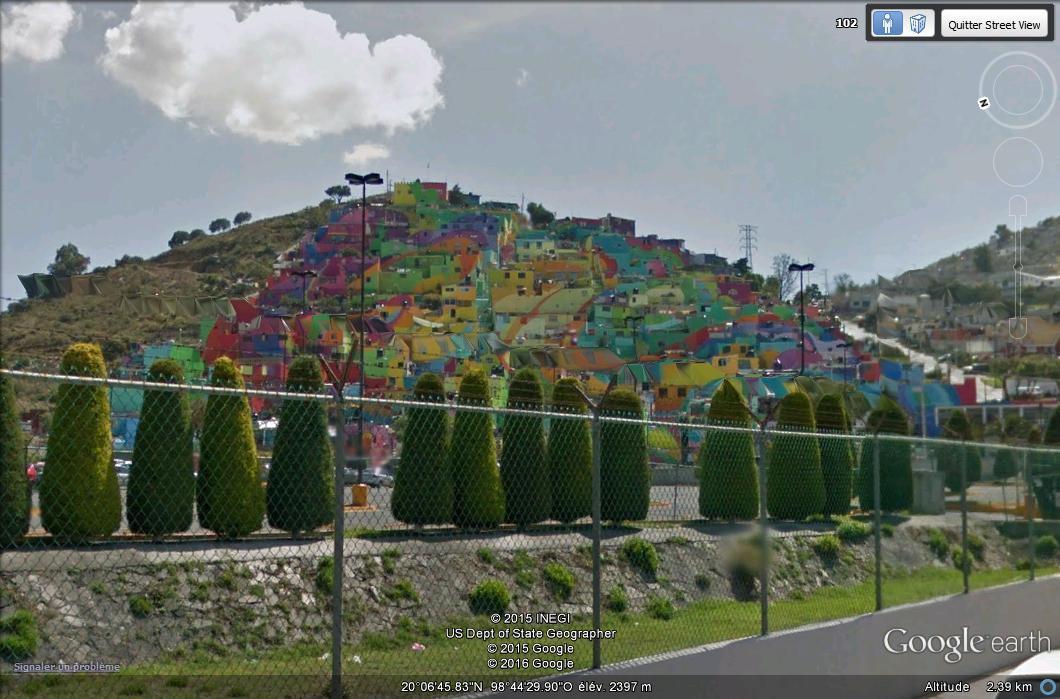 Les couleurs de Las Palmitas - Pachuca - Mexique N12