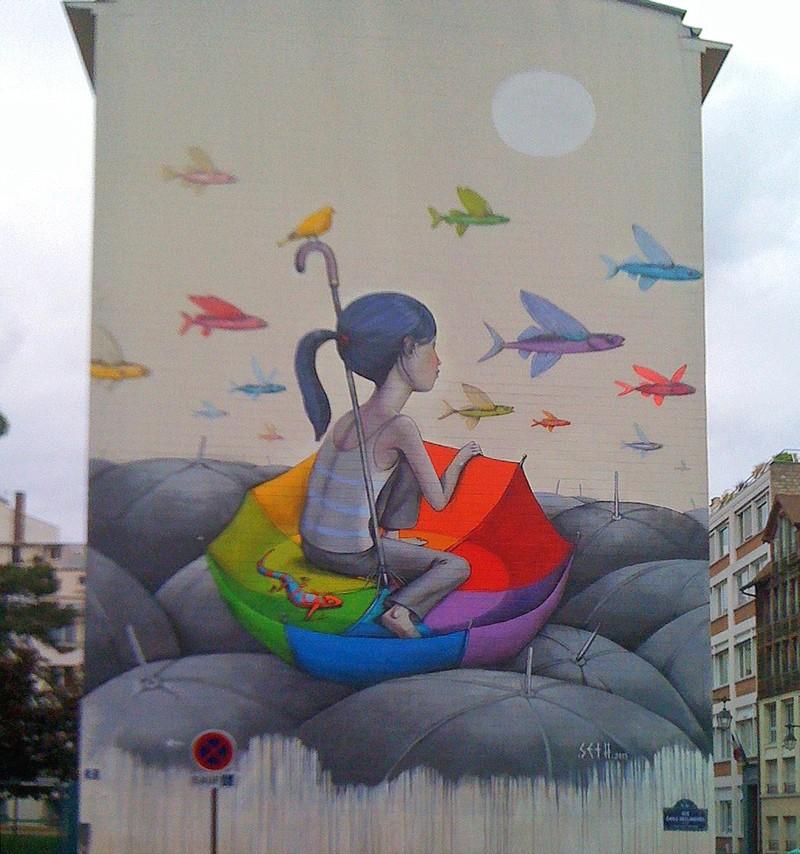 STREET VIEW : les fresques murales en France - Page 20 Seth_p10