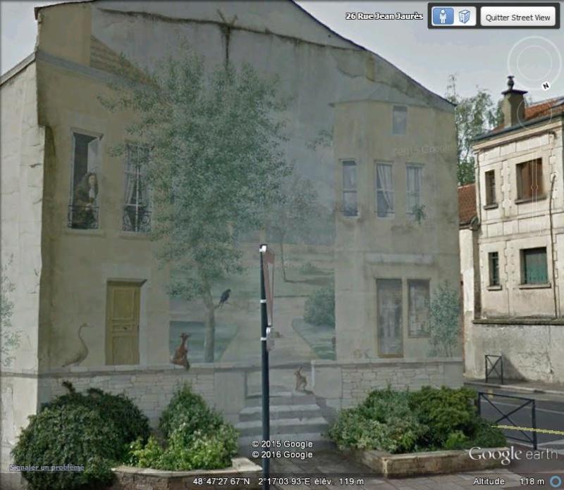 STREET VIEW : les fresques murales en France - Page 20 X11
