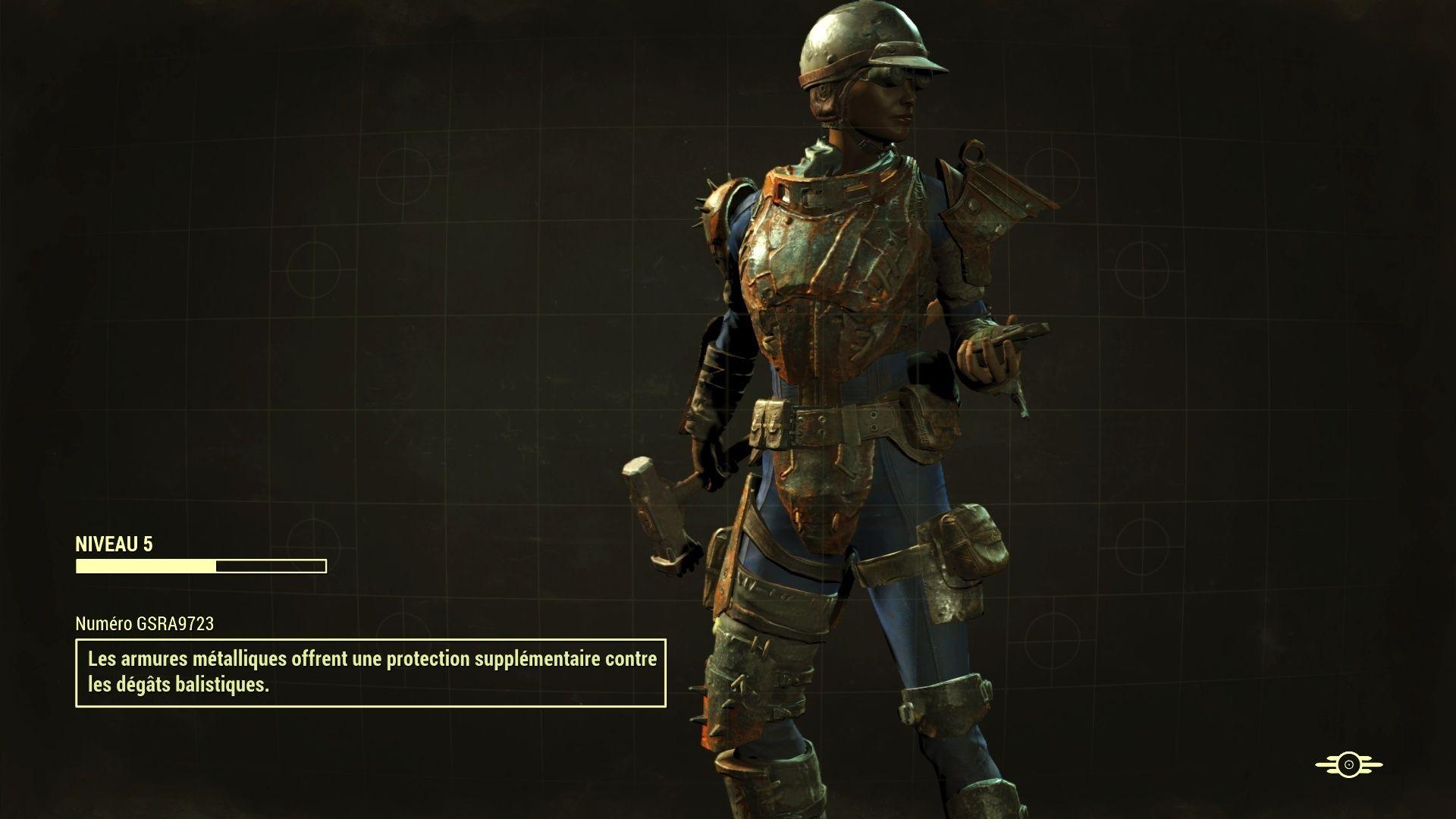 Fallout 4 : Les armures Fallou12