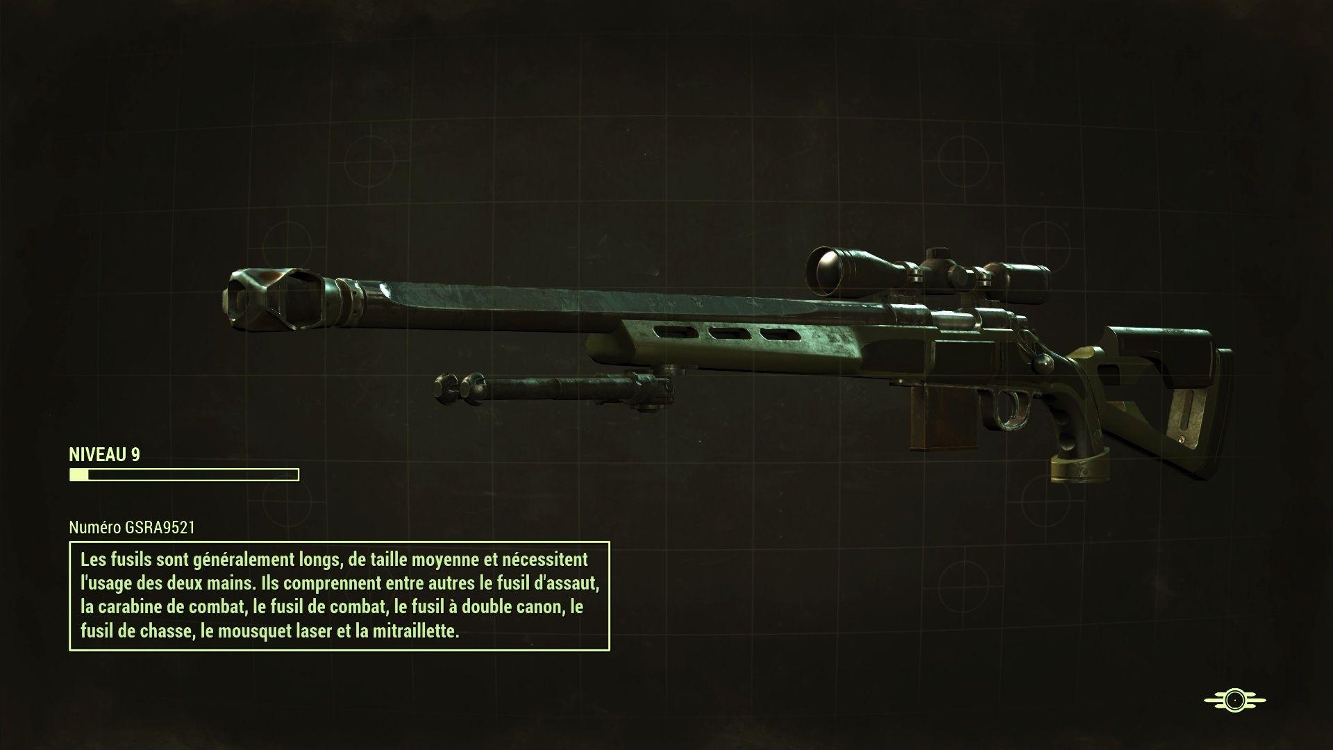 Fallout 4 : Les armes Fallou13