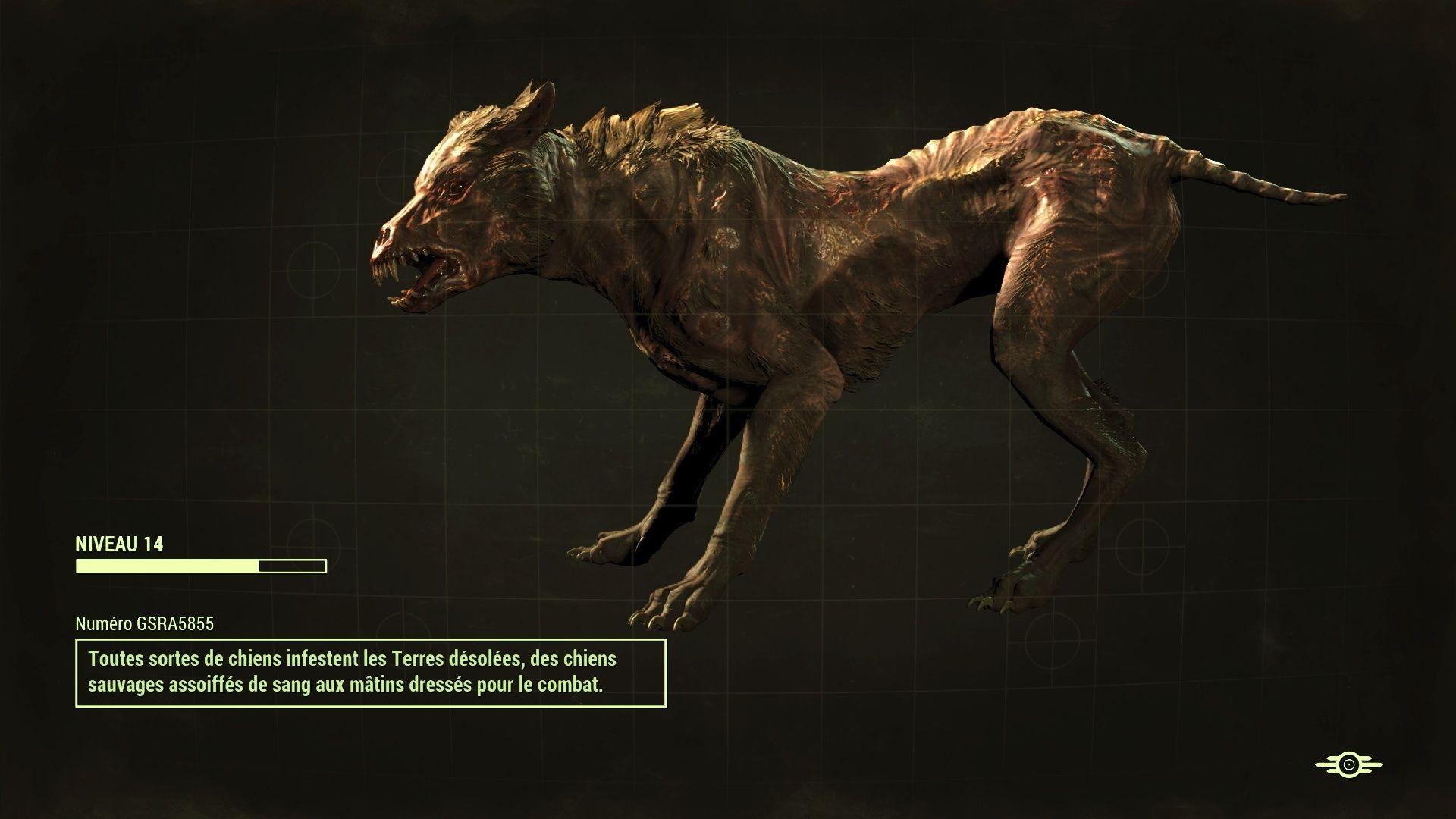 Fallout 4 : Les créatures Fallou23