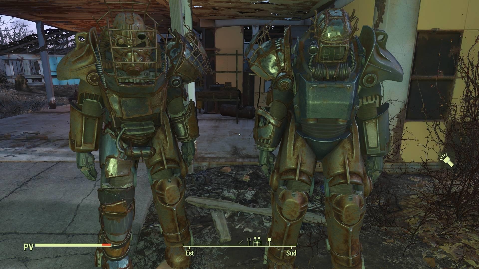 Fallout 4 : Les armures Fallou30