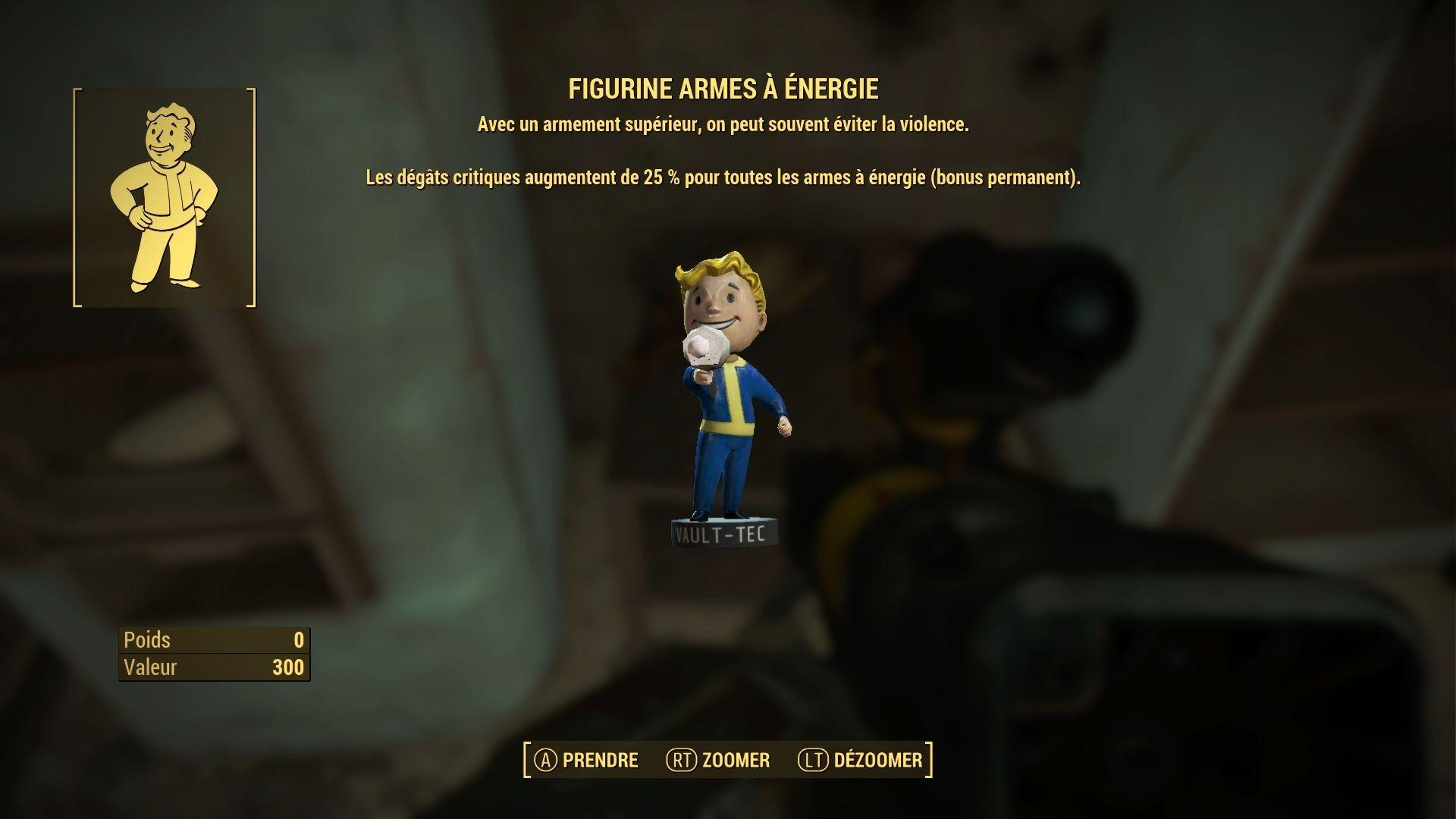 Fallout 4 : Les figurines Fallou40