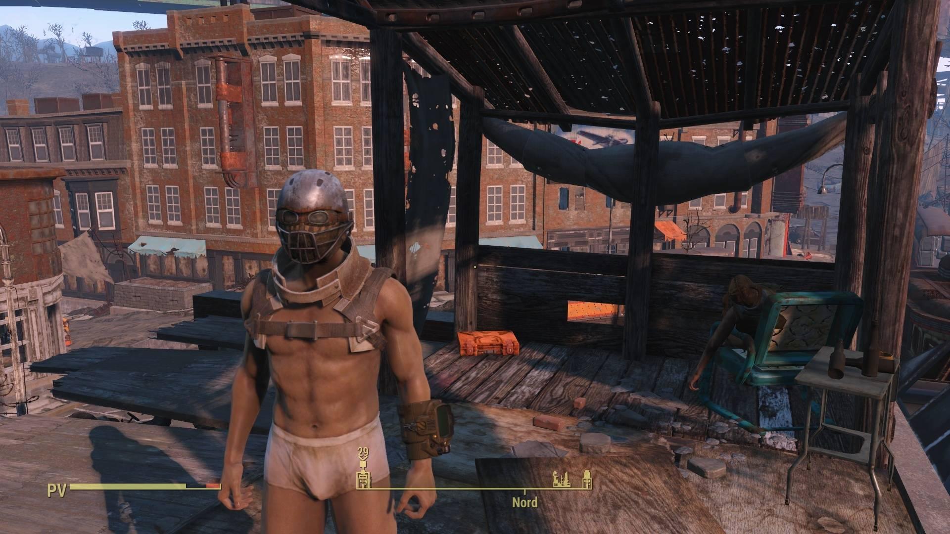 Fallout 4 : vos persos Fallou51